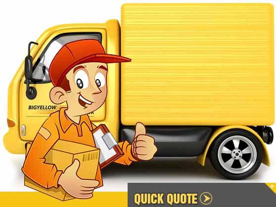 Big-Yellow-Express-Man-And-Van